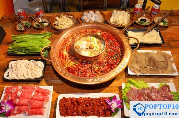 Chongqing's Top Ten Food Rankings Hotpots Take a New Level of Hot Pot, Chongqing Noodles Must Eat