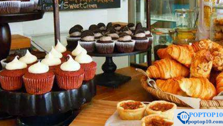 Top 10 dessert shops in the world