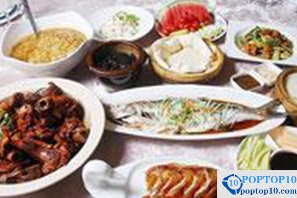 Top 10 delicious restaurants in Zhangdian