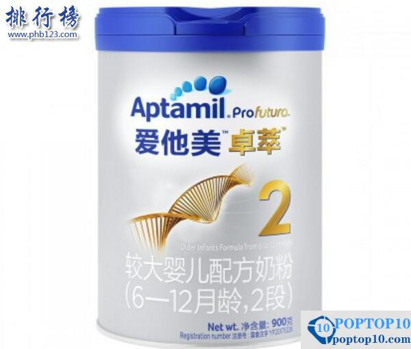 What are the good milk powders?  Top 10 Asian Milk Powder Rankings